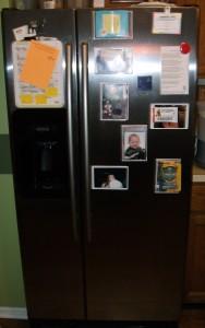 Refrigerator Art for Business